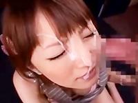 美女限定のぬっちょぬっちょフェラぶっかけ総集編