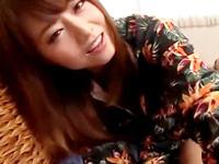 元ヤン設定の美女、吉沢明歩と待ち合わせし家に押しかけセックス