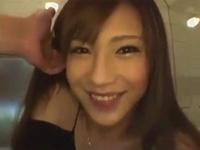 「んぁあっ堅ぃい‥」北川景子似の素人ギャルとホテルでイチャハメ!