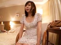 巨乳ギャルがフェラ抜き→ザーメンごっくん!