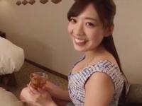 「だめっ!奥気持ちいぃッ!」巨乳美少女とホテルで濃厚ハメ!