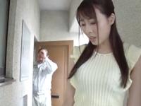 「そのまま中に出して...」団地妻が昼下がりに他人の精子を求める