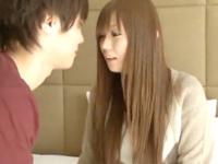 イケメンのキスで落ちた美少女が愛液を垂らしながらマジイキ!