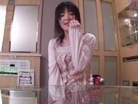 神奈川で出会った清楚な黒髪美少女との濃厚中出しH
