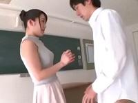 女教師なロリ顔姫川ゆうなが生徒達に輪姦され肉便器と化す