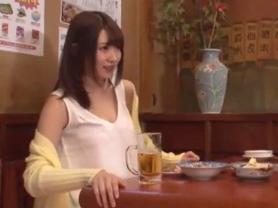 「挿れたくなってきちゃった」相席屋で知り合った美女と店内で即性交