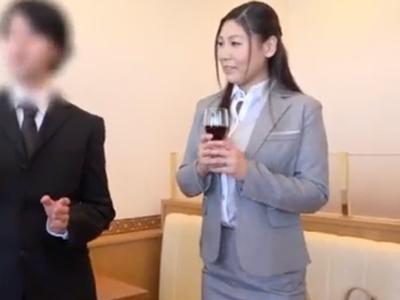 泥酔した妻が寝取られていた証拠のハメ撮りを腹いせ流出