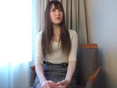 新宿でナンパした素人美女をホテルに連れ込み無許可中出しw