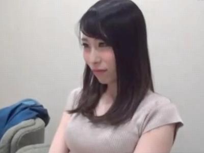 有村架純の姉似な素人をナンパ→ホテルに連れ込み即ハメ性交!