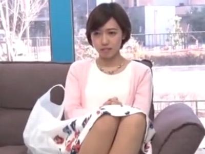 素人娘(20)がMM号で初対面の男性チンポでパコられ悶絶絶頂