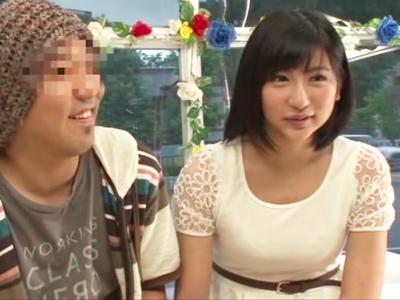 菊川怜激似のJDカップル2組のスワッピングパコ