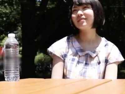 田舎娘19歳を東京まで呼び出してインタビューの流れでそのままSEXデビュー