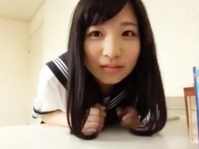 「挿れてもいいよね?」発情期な美少女JKが童貞家庭教師を誘惑パコ!