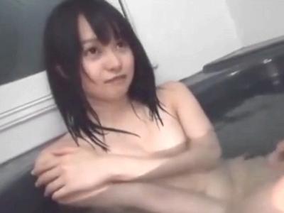 「お兄ちゃんダメッ!」ロリカワなJK妹とお風呂場で近親相姦パコ!