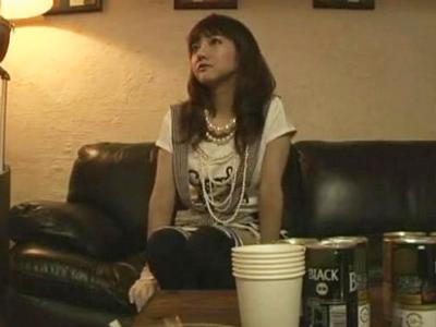 キモオタに監禁され精神崩壊まで口マンコも同時に陵辱されるアイドル