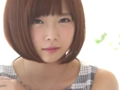 最カワ美少女・紗倉まなちゃんを二本肉棒で激ハメ→思う存分大量膣内射精!