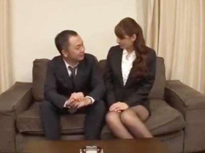 「契約して頂けるなら…いくらでも」最強OLの枕営業キタ━(゚∀゚)━!!