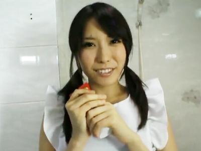 「今日もたくさんシよ?」コスプレ姿の有村千佳ちゃんとプライベートハメ撮り!