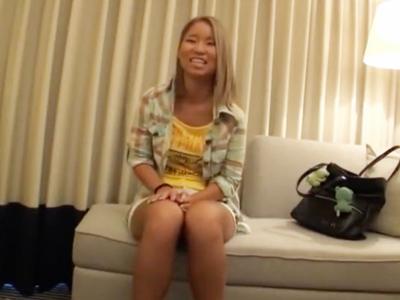 渋谷でナンパした黒ギャル娘(19)が軽いノリでハメ撮り了承w