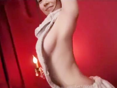 童貞を殺すセーター着用のマシュマロ巨乳で男を魅了するロリ美少女