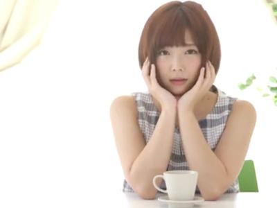「ああっ!溢れちゃぅよぉ!」ロリカワ娘・紗倉まなちゃんに連続中出し!