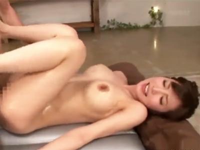 NO1ソープ嬢・君島みおちゃんのあったかマンコをデカチンハメ!