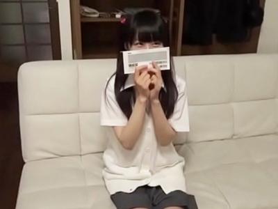 お金大好きJKの円光ハメ撮りが流出で200万再生超え!