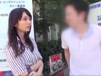 早稲田で友達待ってる間に一発カマす跡見しゅり