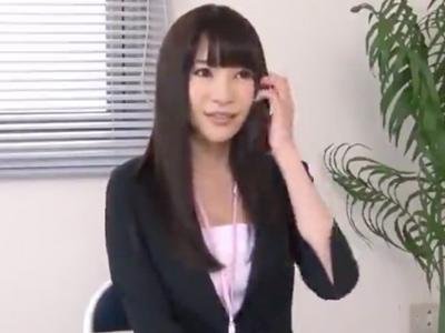 「セックスしたら‥契約してくれますか?」ただハメるためだけに営業する変態生保レディー