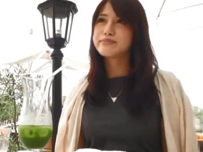 不倫サイトで知り合った広島妻とホテルでハメ撮り性交!