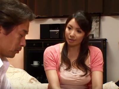 三十路の美人妻が夫の会社の同僚に犯されて嫌なのに本気絶頂