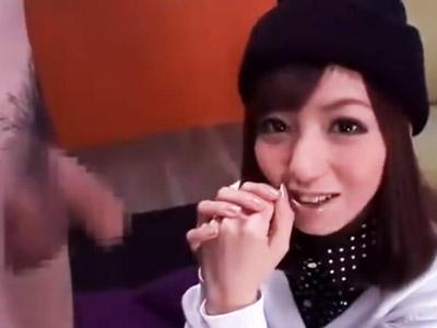 永遠のアイドル女優希志あいのちゃんが得意のフェラ抜きで大量顔射