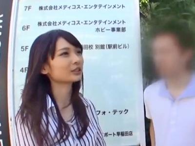 激カワ素人ナンパ成功→即ホ連れ込み中出しハメ撮り