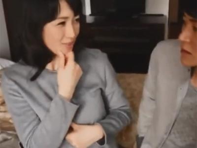 「年下好きなの…♪」ナンパで捕まえた熟女妻の性欲に翻弄されザーメン発射