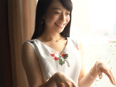 笑顔が可愛い小柄な美少女との昼間からのイチャパコでザーメン大放出