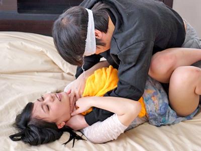 夫の弟の目を怪我させた妻→兄嫁を寝取りFUCK