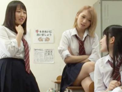 「シテみたいんでしょ?‥いいよ」円光JKがイケメン転校生を誘って中出しSEX