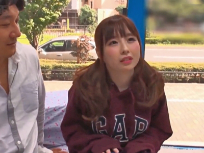 ロリカワ女子大生ナンパ→MM号で中出しファック成功w