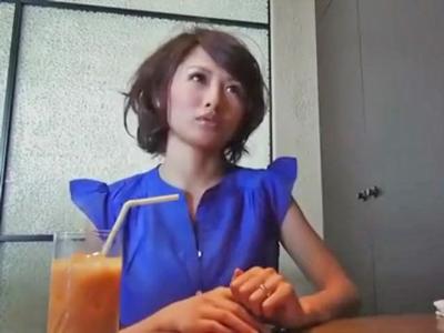 上京したてのセレブ感が漂う美人奥様の不倫パコ