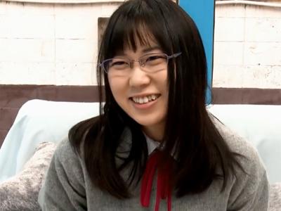 「っぁあ!しょこはぁあ!」真面目な眼鏡学生の女の子がMM号号でズッポシファッキンされて喘ぎ狂い