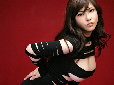 THE・巨乳痴女!沖田杏梨がねっとり過ぎる汁だく乱交