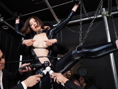 喘ぎ声を越えた断末魔!女スパいが肉体処刑にあい…絶望と快楽に絶叫