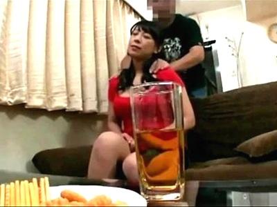 上京してきた妻の母…思いの外良い体つきの義母と禁断の近親相姦へ