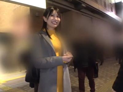 恵比寿駅でナンパした長身美女OL!想像以上のSEXの逸材素人とラブホハメ撮り
