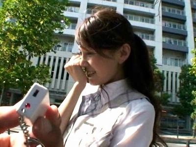 23歳・ハーフ顔の受付嬢!ドMな生態を曝け出して拘束ハメ撮りで悶絶イキ