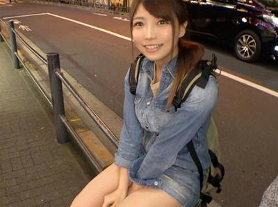 SSS級素人GET!飯田橋で見つけたビール売りの少女に大量中出し