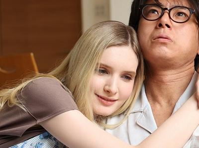 金髪人妻秘書が社長室で精液塗れになる寝取られ性交キタ━━━━゚∀゚━━━━