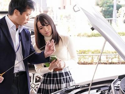 普通免許の取得を目指してる若妻さんが…中年教官に目を付けられてハンコを押してもらう代わりにNTR